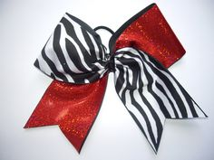 CHEER BOW by LeBow1cheerbows on Etsy, $10.00