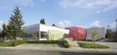 Muzeiko Children's Science Discovery Center  / Lee H. Skolnick Architecture + Design Partnership , © Roland Halbe