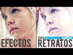 ▶ Efectos Sencillos para Retratos (Andrei Oprinca) - YouTube