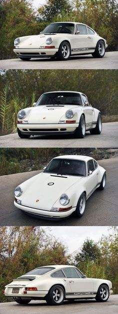 Singer Porsche 911 - France version