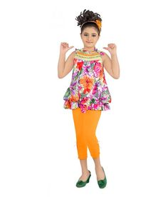 Loved it: Elite Multicoloured Top With Leggings, http://www.snapdeal.com/product/elite-multicoloured-top-with-leggings/629465978965
