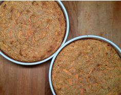Carrot Cake Preheat to 350