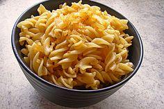 Nudeln mit gebratenen Zwiebeln (Rezept mit Bild) von Gianna_18 | Chefkoch.de