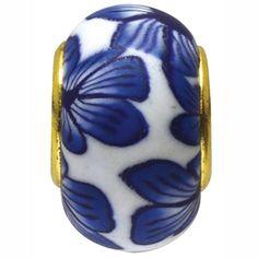 Polymer Clay Blue
