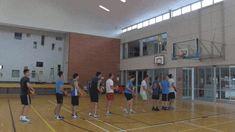 Ten Basketball Shots