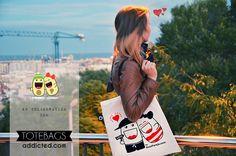 Nos entrevistan en @OcioPareja.com . #sorteo #giveaway #bags #totebag #serigrafia #blog #couples #parejas