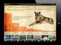La Fundación Félix Rodríguez de la Fuente ha editado una nueva versión del Cuaderno del Lobo para iPad y tabletas Android. Se trata del primero de los 50 cuadernos sobre especies emblemáticas que dirigió el famoso naturalista, y el objetivo es ir adaptando poco a poco el resto de los mismos.