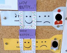 http://sonandosonrisas.blogspot.com.es/2011/11/emociometro.html   Treballar les emocions. L'emociòmetre