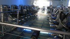 - Fitness Club, Gimnasio,