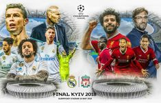 Final Champions 2018 Messi Vs Ronaldo, Champions League, Finals, Movies, Movie Posters, Film Poster, Films, Popcorn Posters, Final Exams