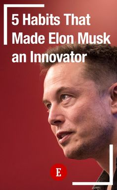 Success leaves clues: While what he's achieved has made him seem unique, many of Musk's behaviors are entirely replicable.