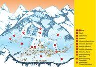 Pârtii Embach Austria  www.transilvaniabooking.com Ski Austria, Skiing, Map, Templates, World, Ski Resorts, Ski, Stencils, Template
