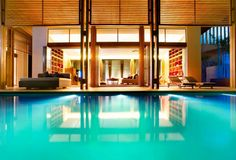 The Best Koh Samui House in Thailand: The Blue Water Of Luxury W Retreat Koh Samui