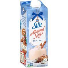 Silk® Original Almond Nog 1 qt. Aseptic Carton