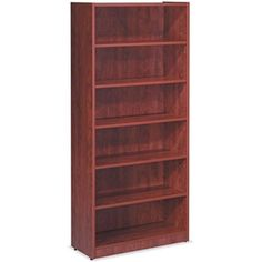 Laminate Storage options Bookcase 5 Shelves x x Material: Laminate Shelves can be easily removed/elevated/lowered (Assembly Required) Bookcase, Shelves, Storage, Products, Home Decor, Shelving, Store, Bookcases, Shelving Units