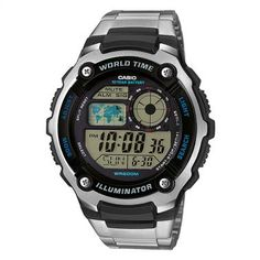 903dc33299a5 Reloj Casio AE-2100WD-1AVEF Batería 10 años