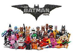 a lego minifigures lego batman le film 71017 choose your figure au choix