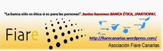 Justicia y Paz Tenerife: Banca Ética F.I.A.R.E., una oportunidad
