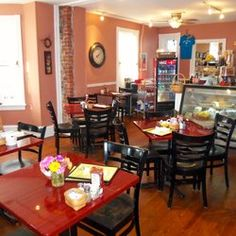 Julie Anne's Place - Malvern, PA, United States. Small... but cozy and welcoming