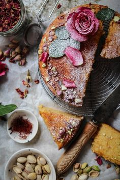 Persian love cake // Twigg Studios