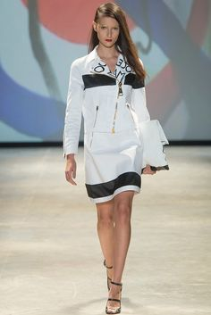 Jean-Charles de Castelbajac Spring 2014 Ready-to-Wear Collection