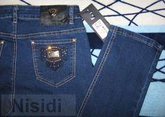 Женские джинсы с высокой талией LADY N W0613 с теркой Jeans women dnepr