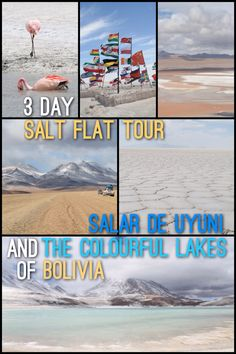 3 Day Salt Flat Tour: Salar de Uyuni and the Colourful Lakes of Bolivia  Read More: http://mismatchedpassports.com/2016/02/04/3-day-salt-flat-tour-salar-de-uyuni-colourful-lakes-bolivia/ #travel #Bolivia
