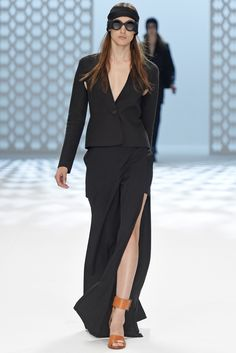 Chalayan RTW Spring 2015 [Photo by Giovanni Giannoni]