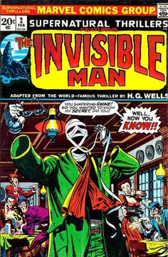 Classic Jim Steranko cover from Supernatural Thrillers #2,...