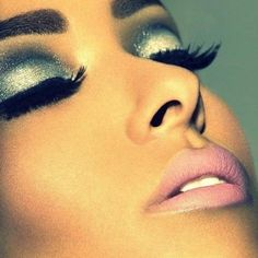 eye makeup, face, girl, lips