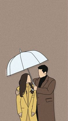 Cute Couple Drawings, Cute Couple Art, Wallpapers Tumblr, Cute Cartoon Wallpapers, Kawaii Wallpaper, Cute Wallpaper Backgrounds, Korean Art, Korean Drama, Cute Couple Wallpaper