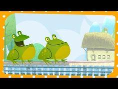 Μετρώ με τους Πράσινους Βατράχους  - Το έξυπνο τρενάκι, BabyTV Ελληνικά Youtube, Family Guy, Fictional Characters, Frogs, Train, Meet, Fantasy Characters, Youtubers, Youtube Movies
