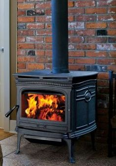 Alderlea Wood Heater Range