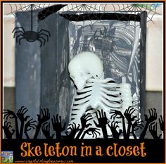 SKELETON IN THE CLOSET - Crystal's Tiny Treasures