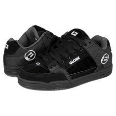 c64c0cc2da9d4 Globe Skate Shoes | Globe Tilt Skate Shoe Black/Black Globe Skate Shoes,  Cute