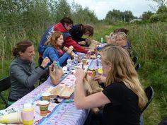 'n topper op het gebied van de Workshops: Workshop Koeien Schilderen in de Biesbosch. info? info@firstclassentertainment.nl