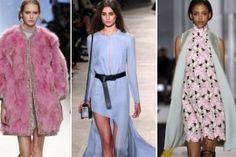 """""""Rozul-cuarţ şi albastrul-seren"""", două culori într-o simbioză perfectă dau tonul în modă în 2016"""