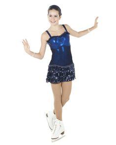 Figure Skating Competition Dress Elite Xpression 1420