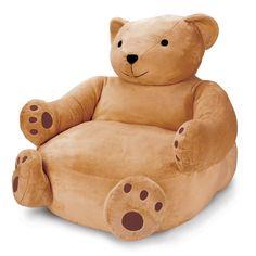 Brown Bear Chair, 43857