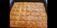 Ονειρεμένο γαλακτομπούρεκο με χειροποίητα φύλλα Dairy, Cheese, Food, Essen, Meals, Yemek, Eten