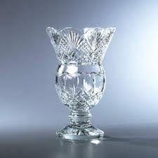 waterford crystal vase-wonderful