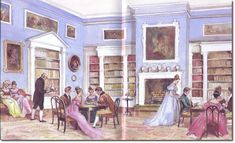 The Regency Card Party