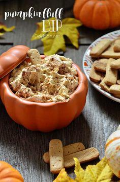 1000 Ideas About Pumpkin Fluff Dip On Pinterest Dips