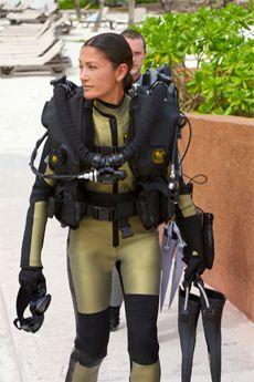 Poseidon Mark VI Rebreather http://www.oceanenterprises.com/scuba-gear/poseidon-mkvi-discovery-rebreather-system-en.html