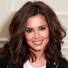 Cheryl Cole..cute style for medium hair