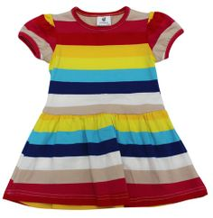 Hootkid Laugh Out Loud Dress Price: $ 36.95  Your little ray of sunshine will LOVE the Laugh Out Loud Dress!  Full of stripey goodness this dress is perfect to take your little miss from play date to party!  https://www.littlebooteek.com.au/product/hootkid-laugh-out-loud-dress