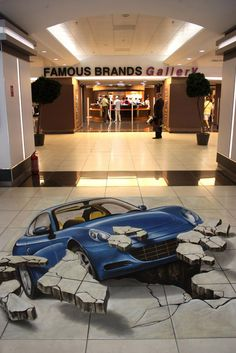 3D Street Art (Paintings)