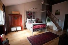 Modern Pipe Bed Frame, DIY Design Idea Adding Industrial Flavor to Bedroom Decor