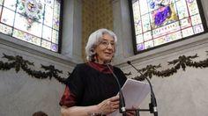 Clara Janés se convierte en la décima mujer en ingresar en la RAE