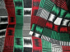 vintage blankets from our collection January 2016